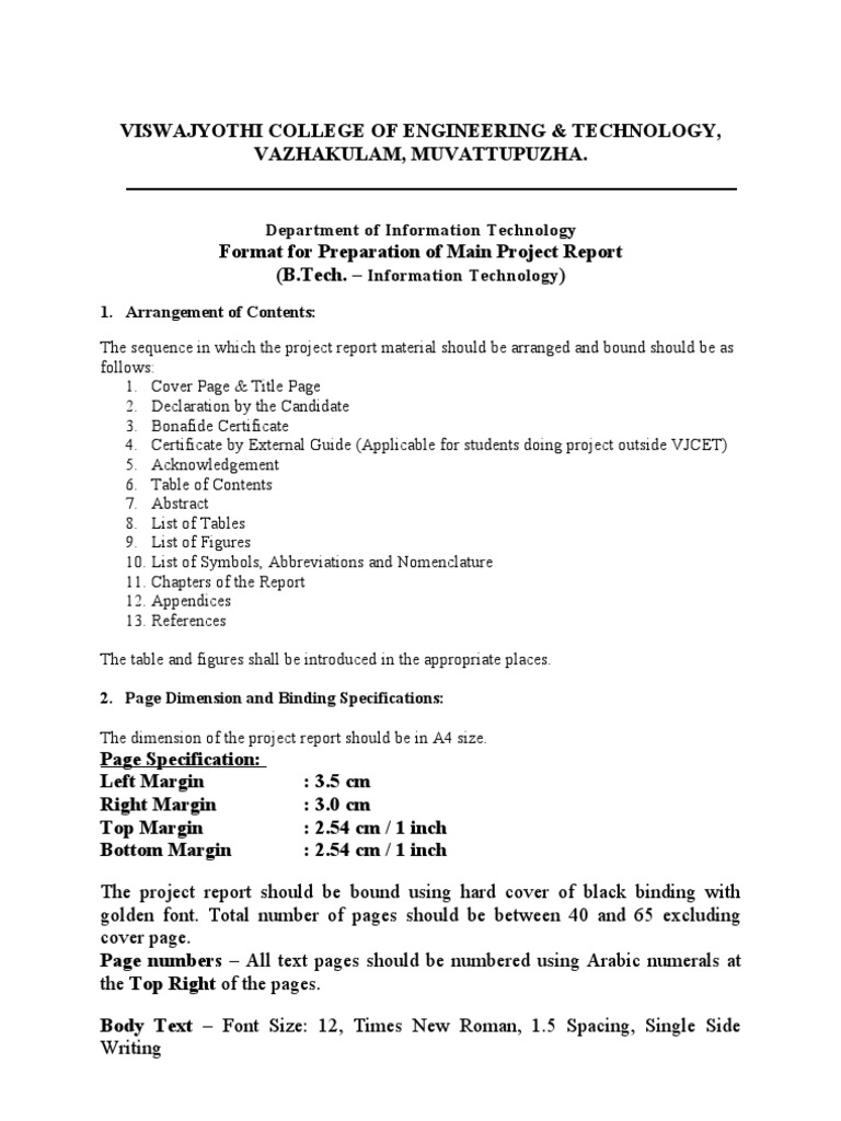 Project report title page format hatchurbanskript project report title page format mini project report format times new roman modular programming project report title page format yelopaper Image collections