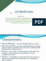 Long-Term Bank Loan