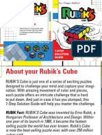 User Manual HASBRO RUBIKS CUBE E Resolution