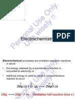 ITT Chng Ch 19 Electrochemistry