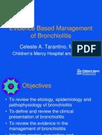 evidence based management of bronchiolitis.pdf