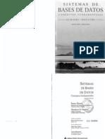 ELMASRI-NAVATHE, Fundamentos de Sistemas de Bases de Datos, 3ª Edición, Addison Wesley, 2000