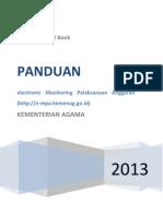 Panduan E-MPA 2013