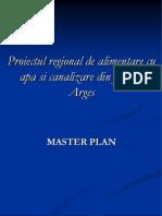 Master Plan Arges-Prezentare