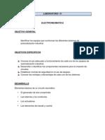LABORATORIO electroneumatica