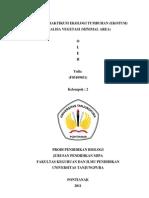 Analisa Vegetasi (Minimal Area)