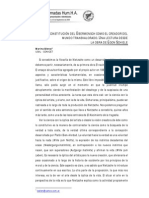 La Constitucion Del Ubermensch Como Creador Del Mundo Transvalorado. Egon Schiele - Marina Silenzi