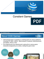 CGS Gaming Service-V 1.0