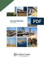 L T Annual Review 2011-12-Spread (1)