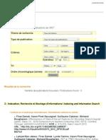 Publications IRIT au sujet de Twitter