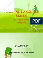 Teaching Language Skills Tefl Ppt