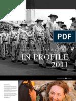 Australian Army in Profile 2011