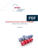 Economics of Security Challenges