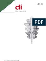Audi Corporate Responsibility Report 2012
