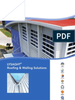 Roofing & Walling Products Brochure