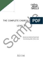The CompleteTHE COMPLETE CHURCH ORGANIST Church Organist