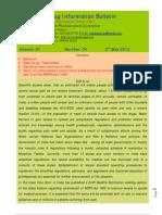 Drug Information Bulletin 04 07