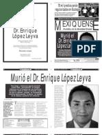 Versión impresa del periódico El mexiquense 16 mayo 2013