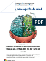 Terapias Centradas en La Familia