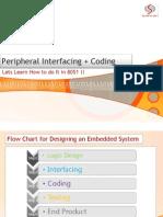 Peripheral Interfacing
