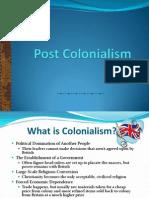 Postcolonialism- Pulkit