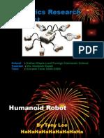 6f Tony - Humanoid Robot