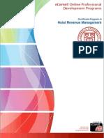 Hotel Revenue Management SHAC4