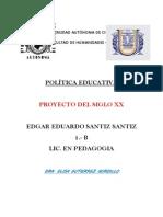 Proyecto Siglo XX-Presidentes