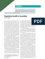 Epidemiology Transitionm]