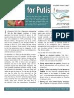 Peace and Hope News May 2009
