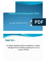 Pembiayaan Primary Health Care