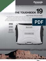 Panasonic Toughbook 19