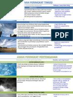 Jenis Awan Dan Bahaya Cuaca
