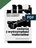 T. i M. Niezgodzińscy - Zadania z wytrzymałości materiałów.pdf