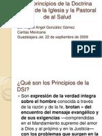3. Los Principios DSI y La PS