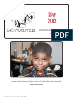 Durham Skywriter—May 2013