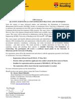 CPD QS 2 Invitation