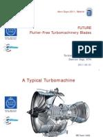 3C1futur Flutter Free Turbomachinery Blades