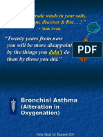 Bronchial Asthma - Masteral