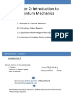 Chapter2 Introduction to Quantum Mechanics