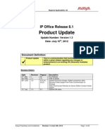 Product Update - IP Office Release 8.1.pdf