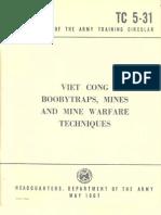TC 5-31 1967 - Viet Cong Boobytraps