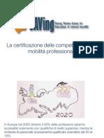 Presentazione SAVing - Università degli Studi La Sapienza, 15 Maggio