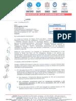 Oficio 005 2013 Ugsss - Dirigido a Fonafe - Solucion a Inico de Huelga