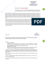 CURSO PROFESIONAL DE ACUPUNTURA - MTC 2013_2015, SEVILLA