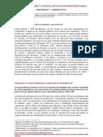 Crisis, Recortes y Nueva Situacion Penitenciaria - Jornadas Estatales Cdpt 2013