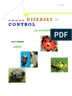 Garden Pests and Diseases Control