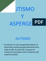 AUTISMO y ASPERGER Alicia, Nerea, Lidia