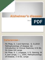 Patofisiologi Alzheimer 12