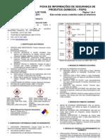 FISPQ - Adesivo PVC Incolor - Tigre
